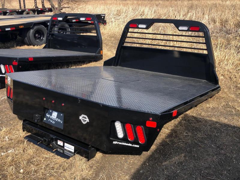 """2022 PJ  97""""x102"""" GB Truck Bed"""