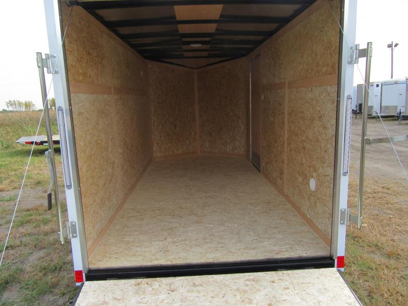 2021 Discovery  6'x12' Enclosed Trailer