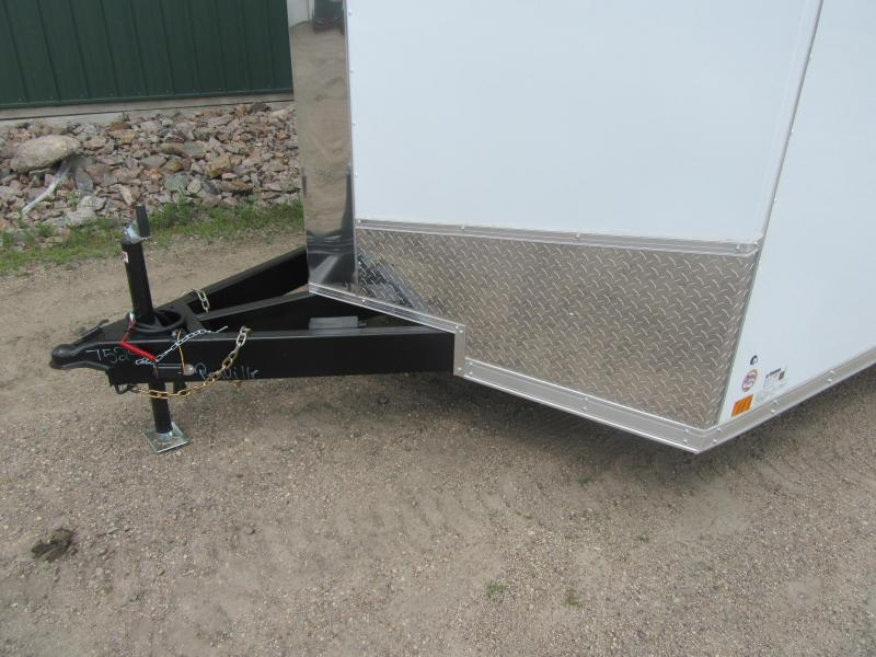 2021 Discovery 8.5'x24' Enclosed Cargo Trailer