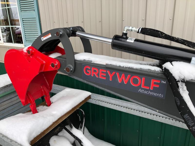 2021 Grey Wolf Backhoe