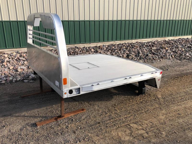 "2021 PJ 84""x84"" GB Aluminum Truck Bed"