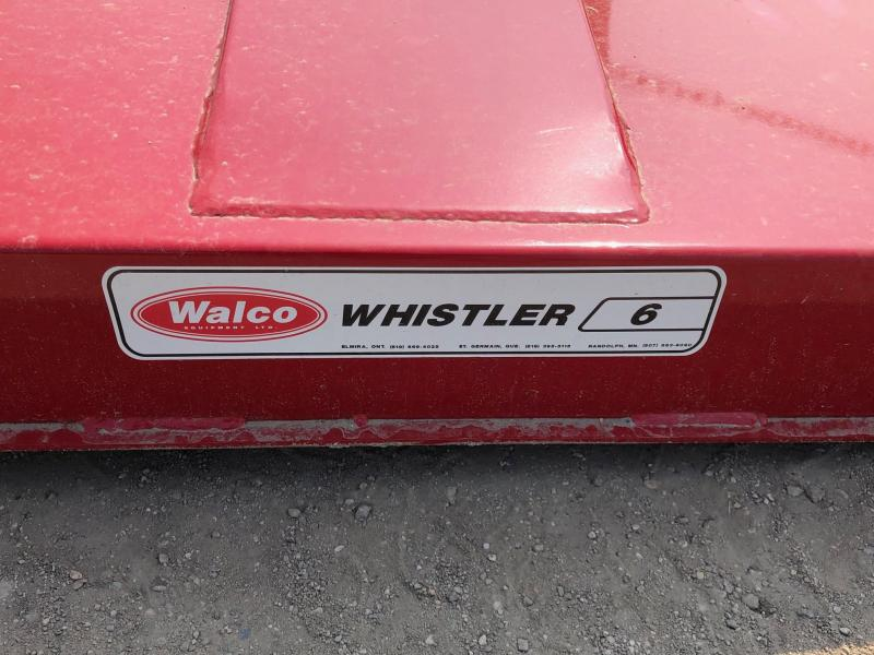 2021 Walco Rotary Mower 6' Attachment