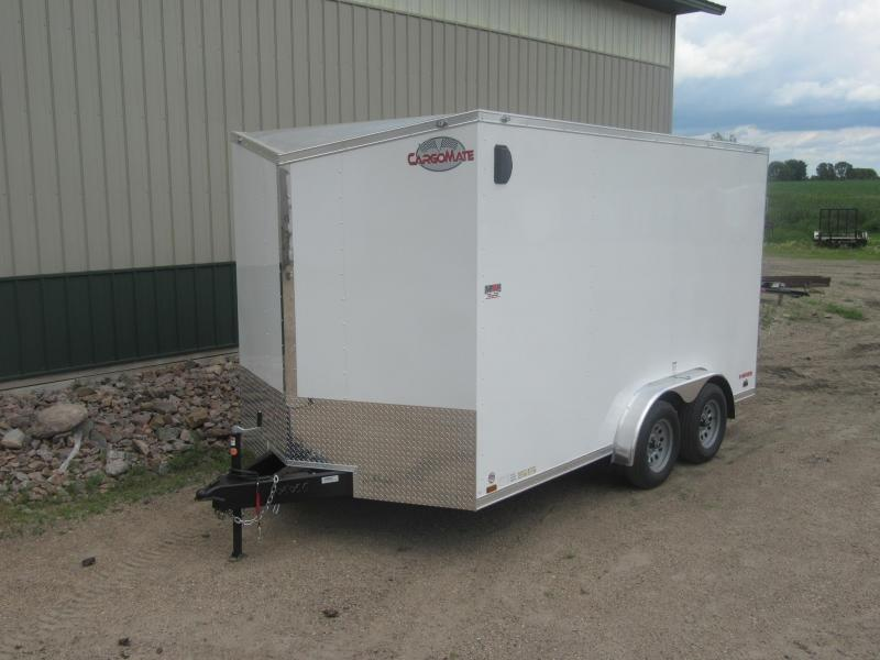 2021 Cargo Mate 7.5'x14' E-Series Enclosed Cargo Trailer