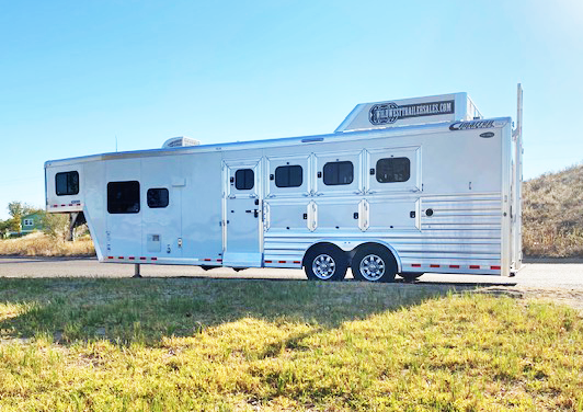 Inventory Wild West Trailers Llc Stock And Horse Trailers For Sale In Lubbock Tx