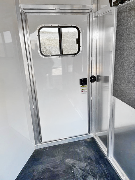 2021 Cimarron Stock Combo Living Quarters Trailer