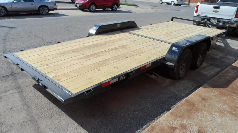 2021 H and H Trailer 82X20 MX SPEEDLOADER 7K