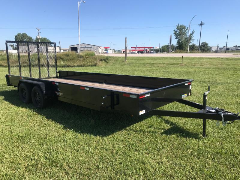 2021 H and H Trailer Uitlity Utility Trailer