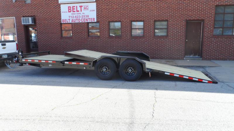 2021 H and H Trailer 18+6 GTL 14K