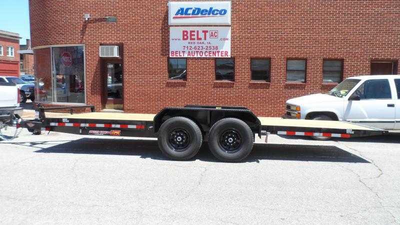 2021 H and H Trailer 82X20 MX SPEEDLOADER 14K