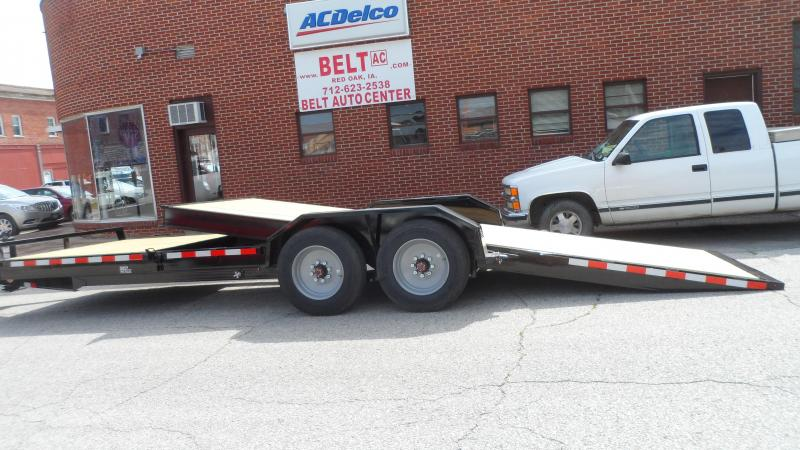 2021 H and H Trailer 18+6 GTL 16K