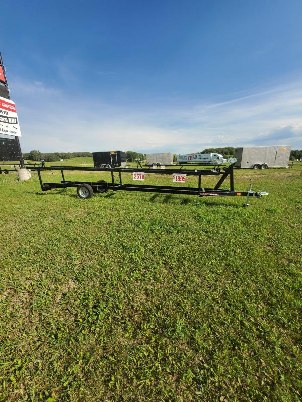 2018 Lund 1PTS20-1I Watercraft Trailer