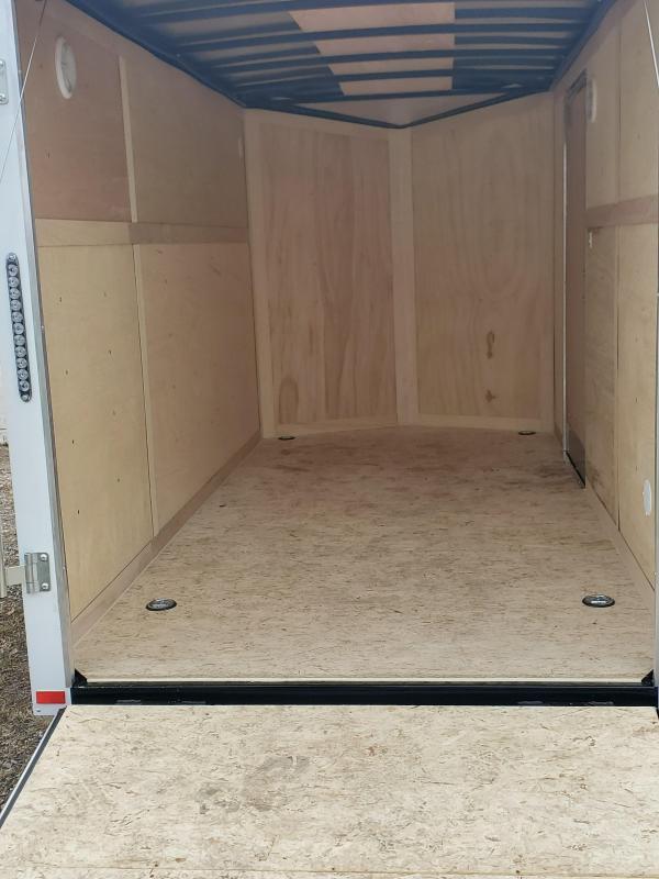 2020 American Hauler ARROW 6 X 12 SINGLE AXLE Enclosed Cargo Trailer