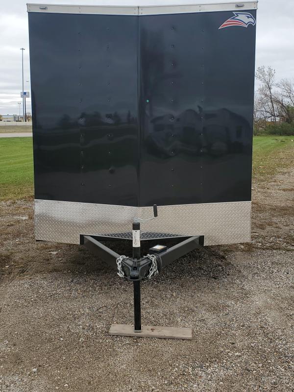2020 American Hauler ARROW 7 X 16 TANDEM AXLE Enclosed Cargo Trailer