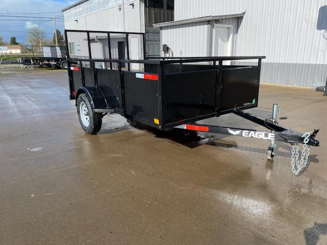 2021 Eagle 6X10 Utility Trailer **  Spare Tire Mount  **