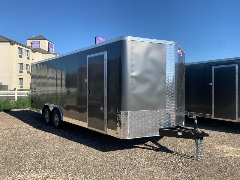 8.5x20 Tandem Axle 7k Enclosed Cargo Trailer **FACTORY ORDER**