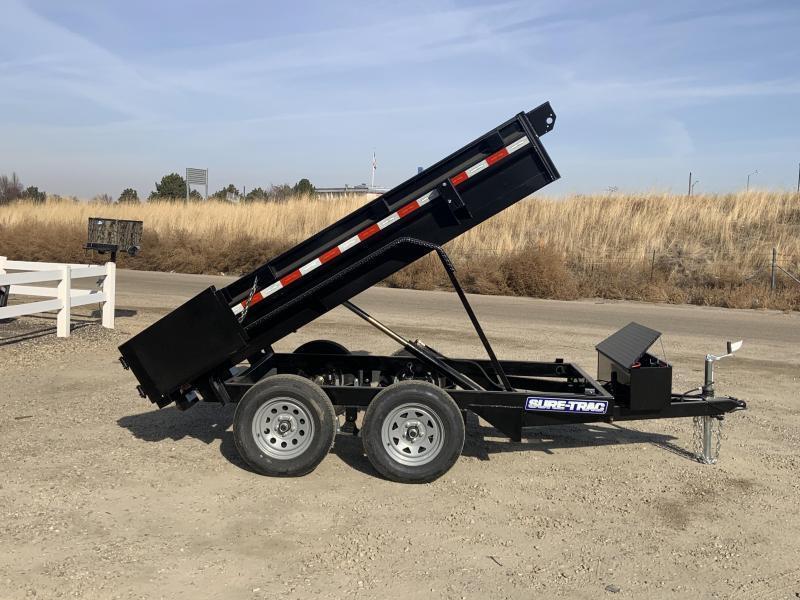 5x10 7k Low Profile Homeowner Dump Trailer