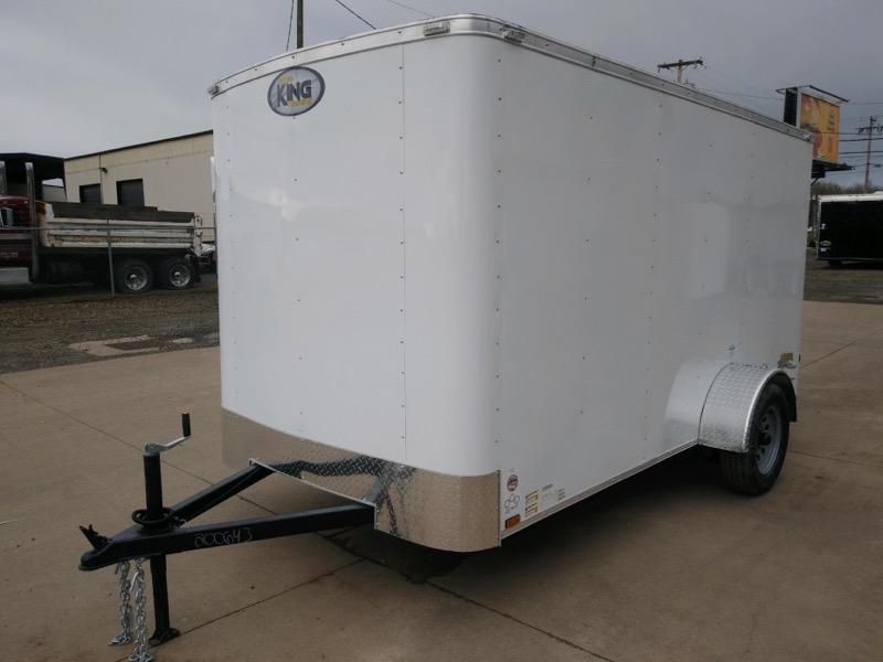 2021 Cargo King LN612SA Enclosed Cargo Trailer