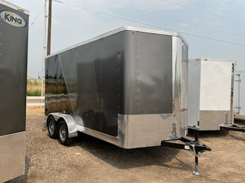 7x14 Tandem Axle 7k Enclosed Cargo Trailer **ON ORDER**
