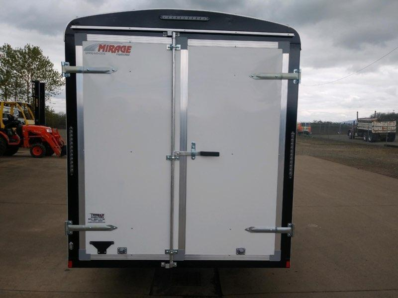 6x12 Enclosed Cargo Trailer  **  Double Rear Door  **  In Stock  **