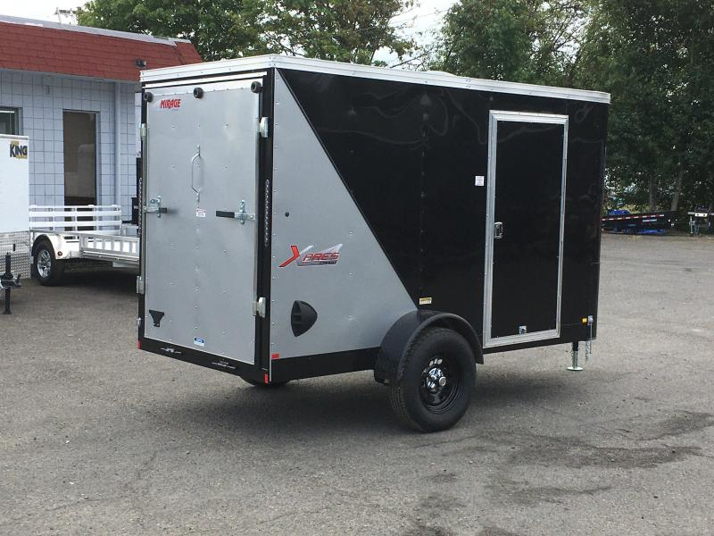 5x10 Enclosed Cargo Trailer **With RV Side Door**