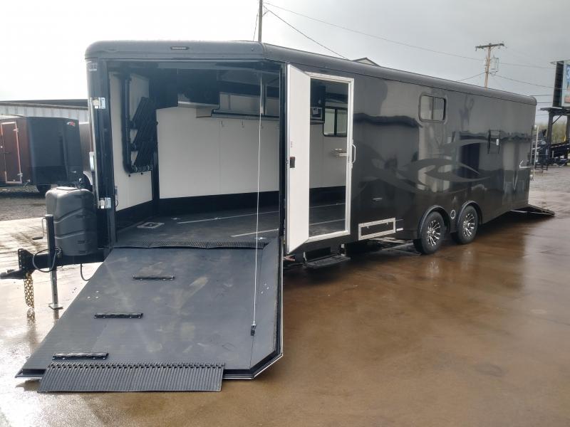 2021 Mirage Trailers MXSP8.528TA3 Snowmobile Trailer