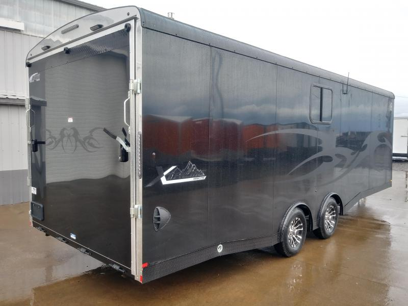 New 2021 Mirage 8.5x28 10K Loaded Sport Trailer with High Mark Blackout
