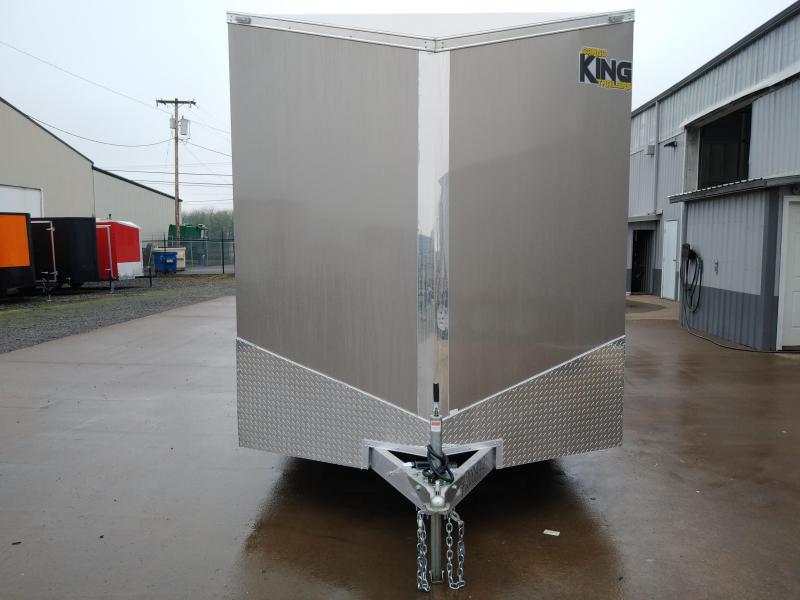 2021 Cargo King NMA816TA2 All Aluminum Enclosed Cargo Trailer