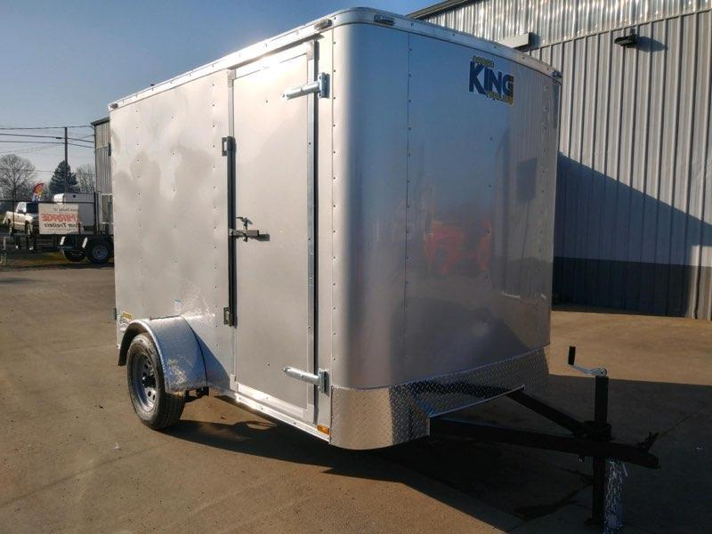 2021 6x10 Enclosed Cargo Trailer  **