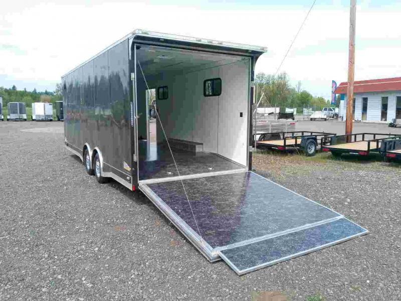 8.5x24  All Aluminum Enclosed Cargo Trailer **Custom**