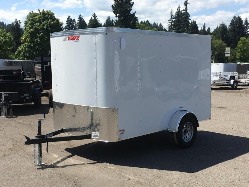 6x10 Enclosed Trailer JANUARY BLOWOUT