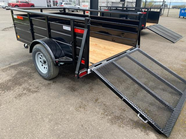 2021 Eagle EUC508 Utility Trailer