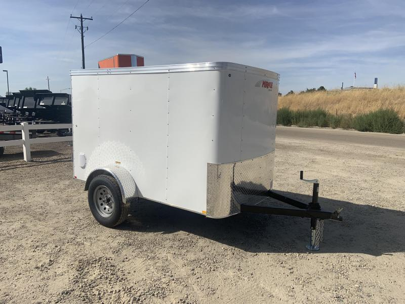 5x8 Single Axle Enclosed Cargo Trailer **PREORDER SALE**