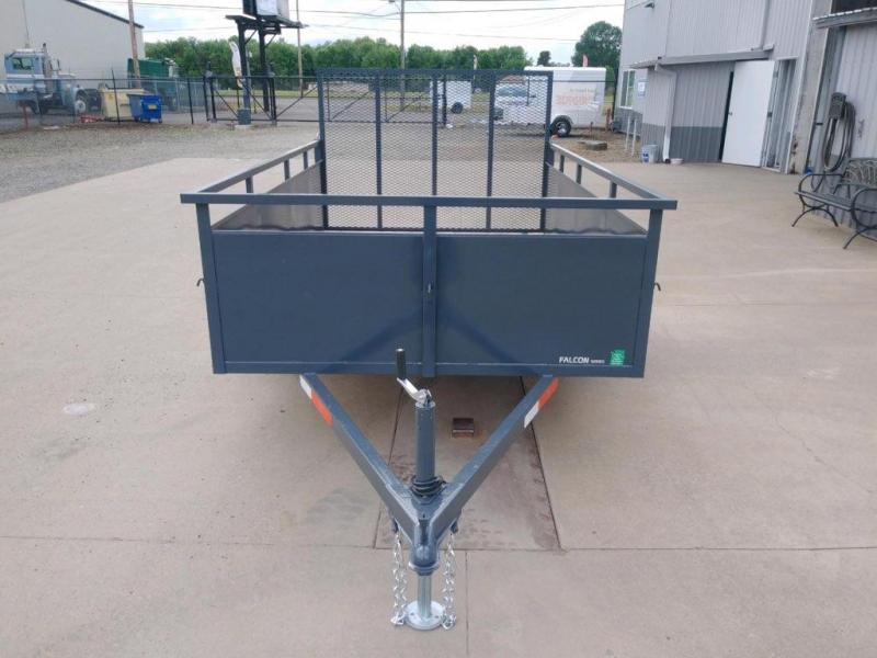 6x10 Utility Trailer  **  24'' side walls  **  Spare Tire Mount  **