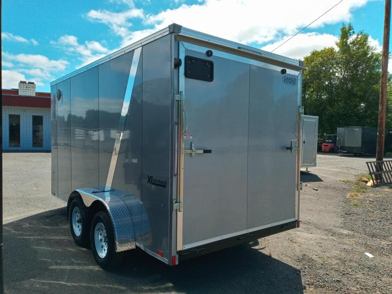 7x14 Enclosed Cargo Trailer  **FACTORY ORDER**
