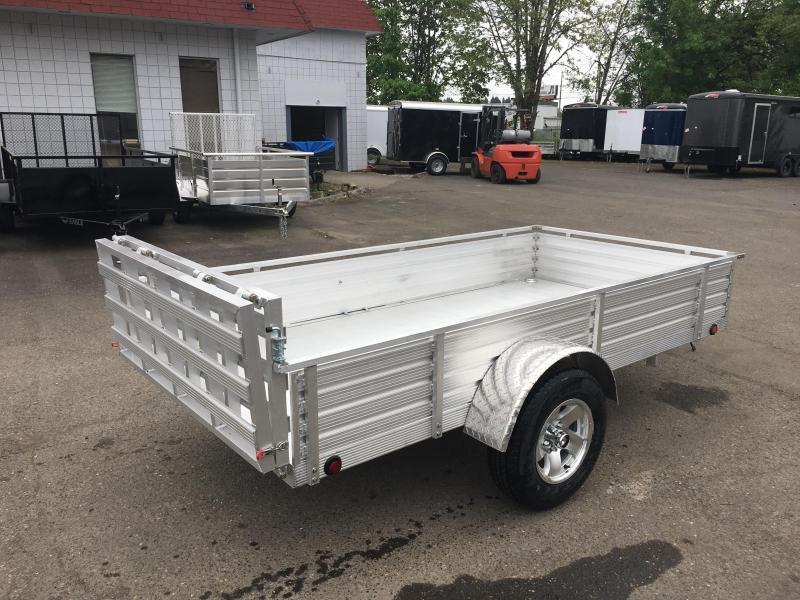 6X12 Aluminum Utility Trailer Drop Gate 3K