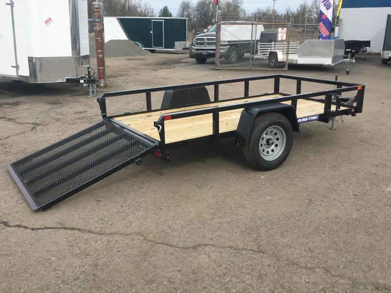 5X10 Utility Trailer Drop Down Gate 3K