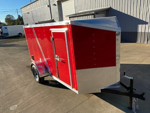 2021 Cargo King NM510 Enclosed Cargo Trailer