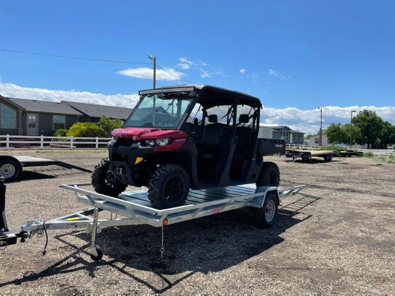 6x14 3 Place ATV Utility Trailer