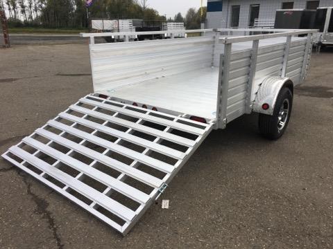 6X12 Aluminum Utility Trailer Drop Gate 3K