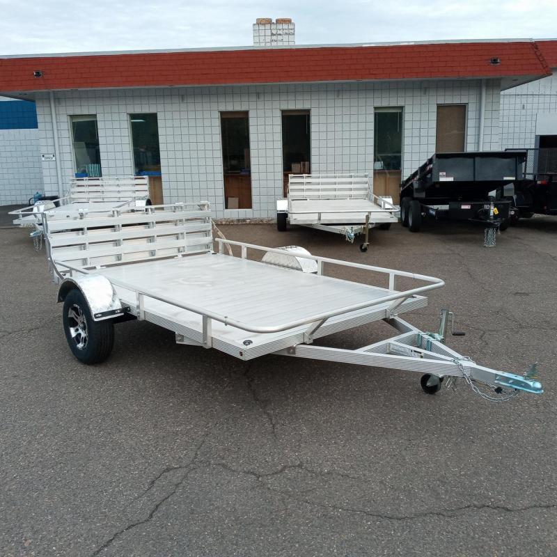 6.5x10 3k Aluminum ATV Utility Trailer