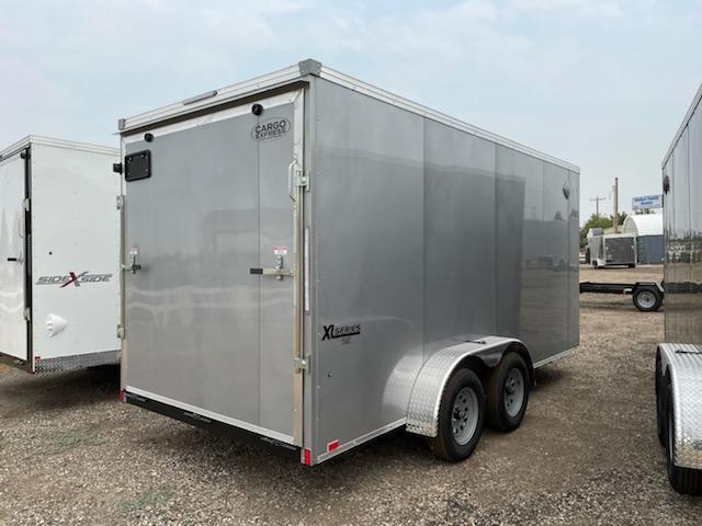 7x16 Tandem Axle Enclosed 7k Cargo Trailer **ON ORDER**