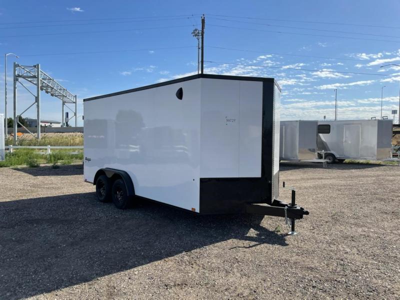 7.5x16 Tandem Axle Enclosed Cargo Trailer **ON ORDER**
