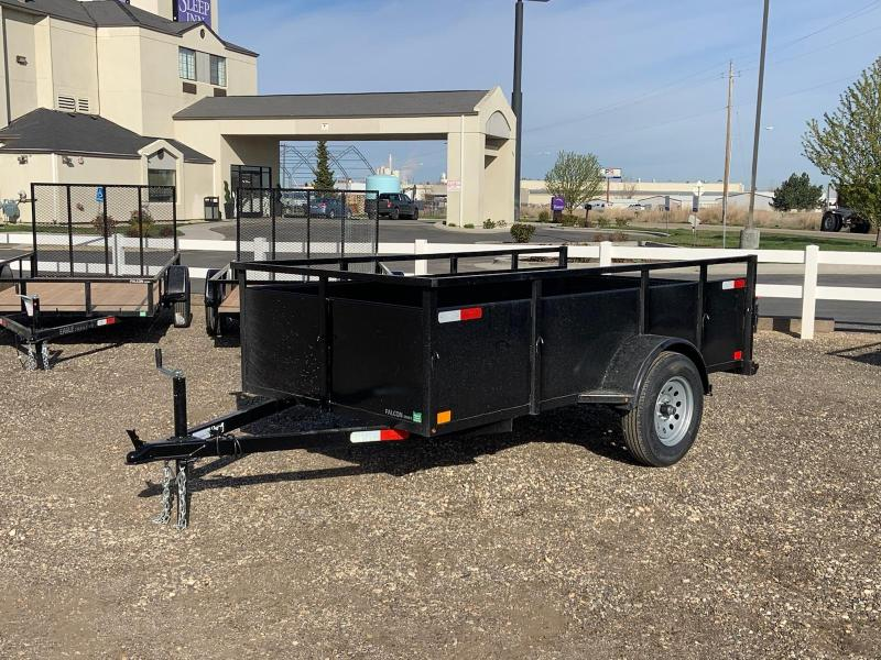 5x10 Single Axle Utility Trailer