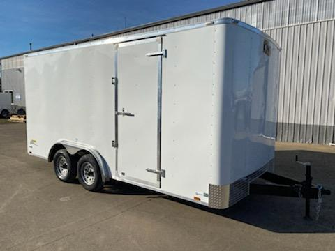 8 x 16 Enclosed Cargo Trailer