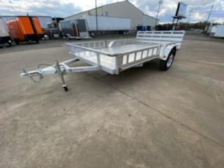 2021 Eagle SSATV712 Utility Trailer