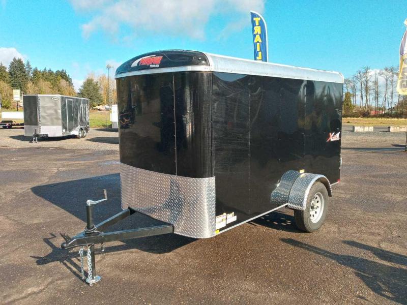 5x10 Enclosed Cargo Trailer