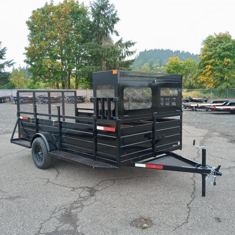 6x12 3k Utility Trailer with Landscape Package