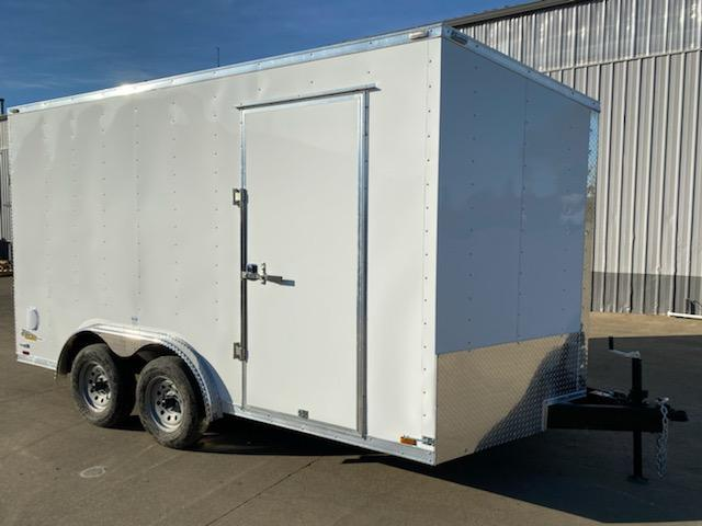 8 X 14 Enclosed Cargo Trailer