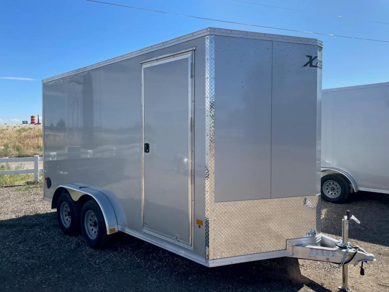 7.5X14 Tandem Axle ALL ALUMINUM Enclosed Cargo Trailer **ON ORDER**