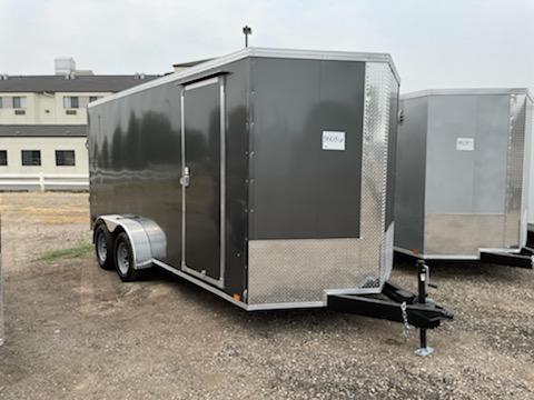 7.5x14 Tandem Axle 7k Enclosed Cargo Trailer **ON ORDER**